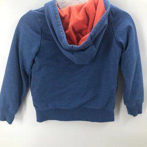 Lucky Brand Shirts & Tops - 🎪🎪Lucky Brand butterfly blue hooded sweatshirt